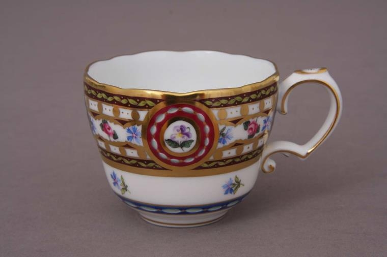 Espresso Cup and Saucer - EGA (Masterpiece)