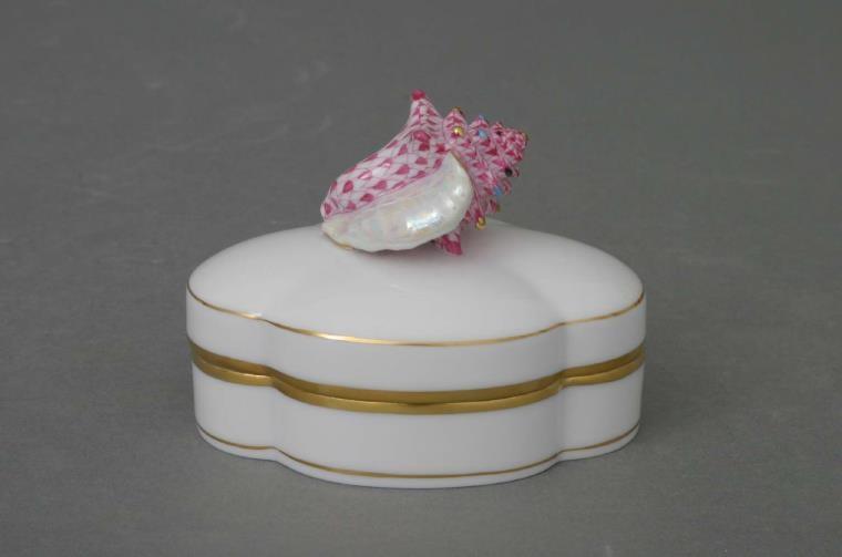 Fancy Box, Shell Knob