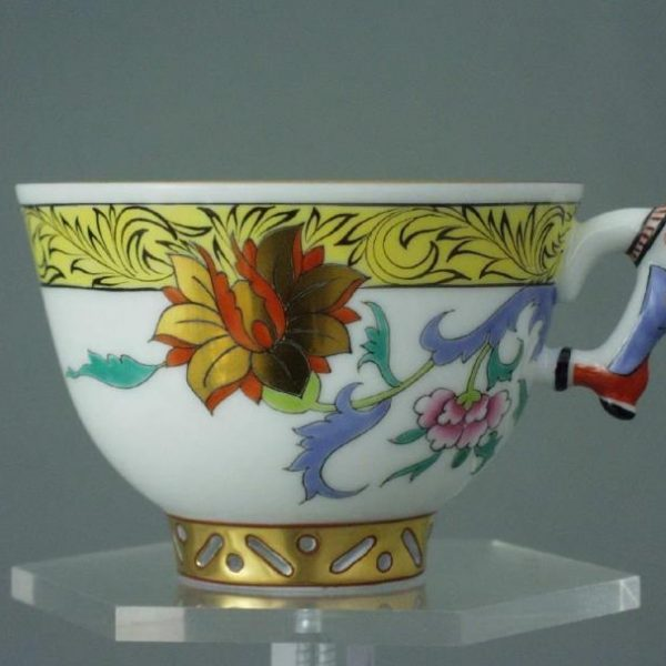 Coffee Cup and Saucer - HRIT MASTERPIECE