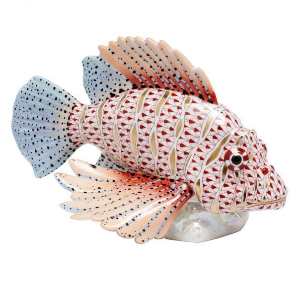 Lion Fish - Limited Edition 250 pcs.