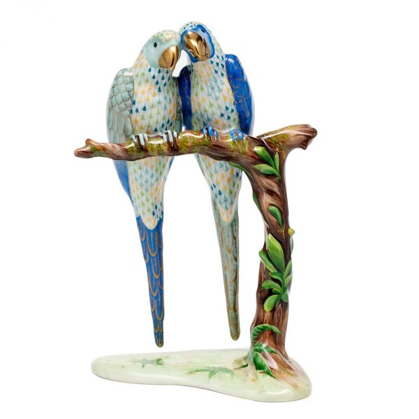 Pair of Macaws - Limited Edition 150 pcs.