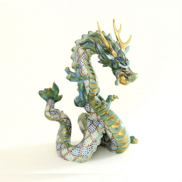 Large Green Dragon - Limited Edition: 100 pcs.
