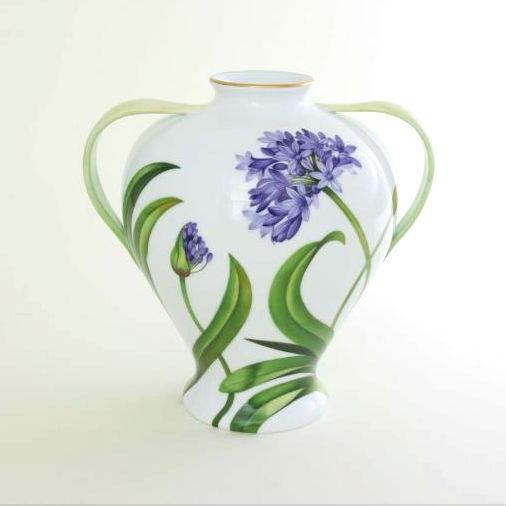 Tulip Vase of Agaphantus- Limited Edition to 100 pcs.
