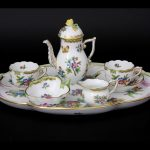 Coffee Set for 2 - Queen Victoria