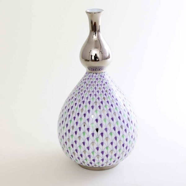 Vase - Fishnet Multicolor