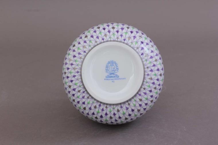 Vase - Fishnet Multicolor