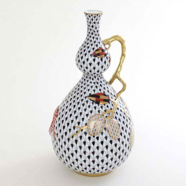 Fishnet Special - Vase, embossed