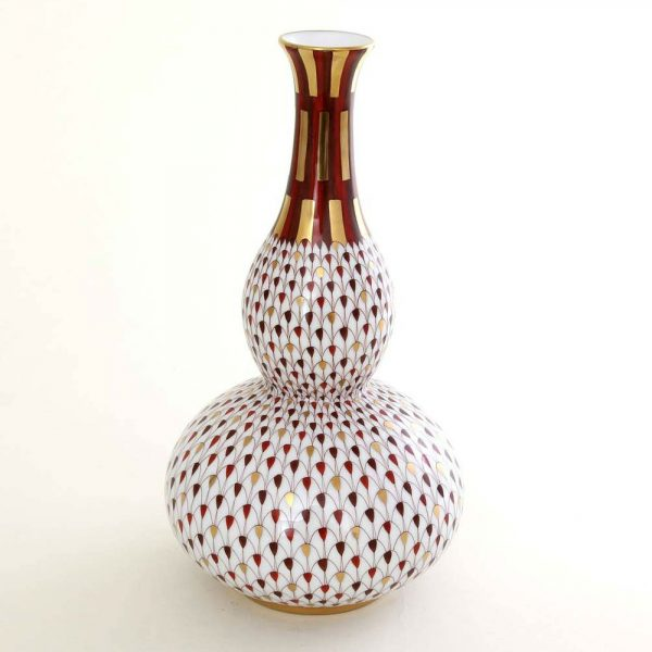 Bottle Shaped Vase - Fishnet Special