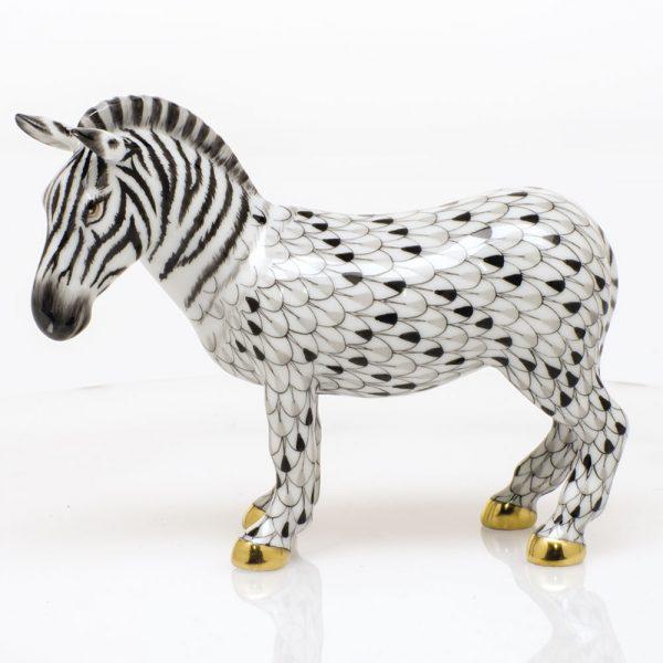 Zebra - Matt Natural