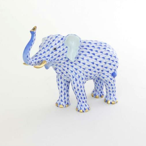 Herend-Animal_Figurine-Elephant-Luck-15920-0-00 VHB1