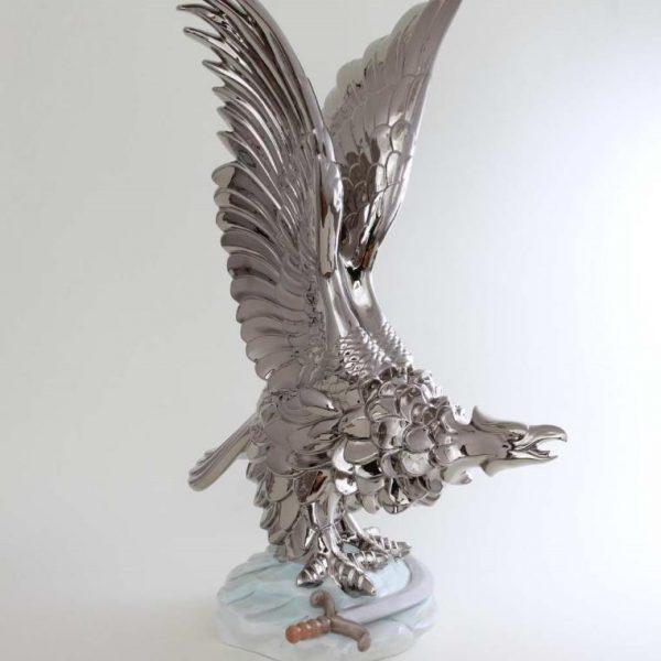 HEREND TURUL EAGLE - PLATINUM