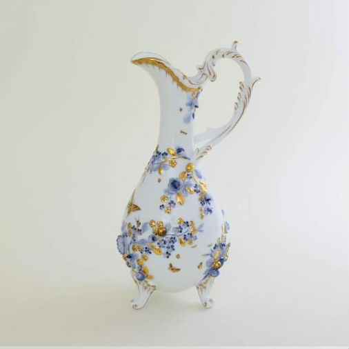 Fleuraison2- Jug with flowers - Limited to 100 pcs.