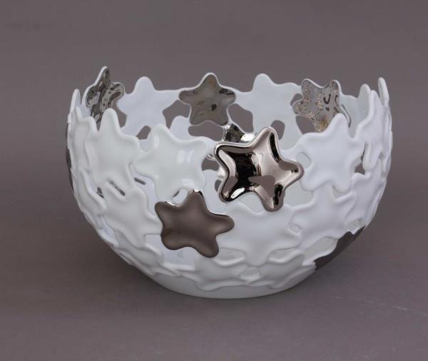 Gold Star Hoya Vase