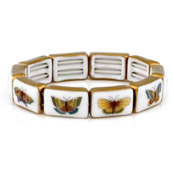 herend-butterfly-bracelet-9-links