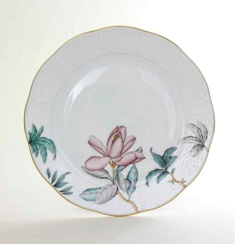 Salad Plate - Foret Bird