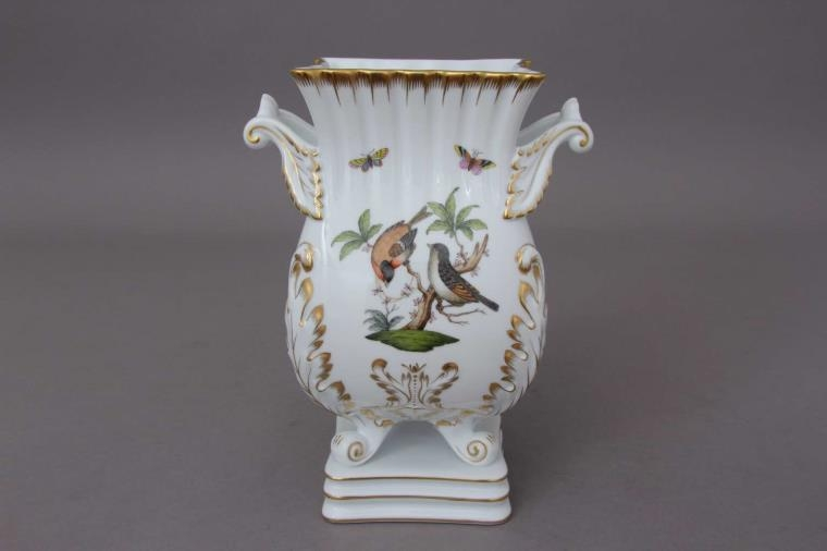 Vase Package Rothschild Bird