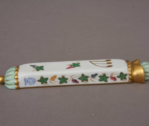 Mezuzah - Grape Leaves