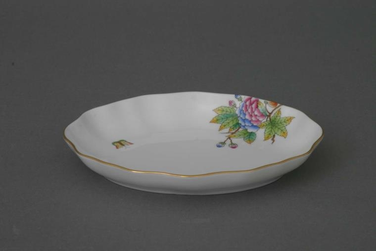 Small Oval dish - Morning Glory