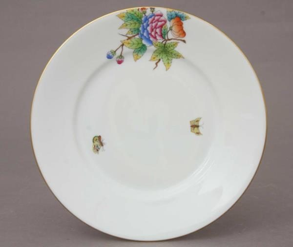 Herend Salad Plate - Petite Victoria