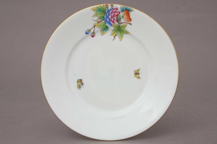 Herend Salad Plate - Petite Victoria