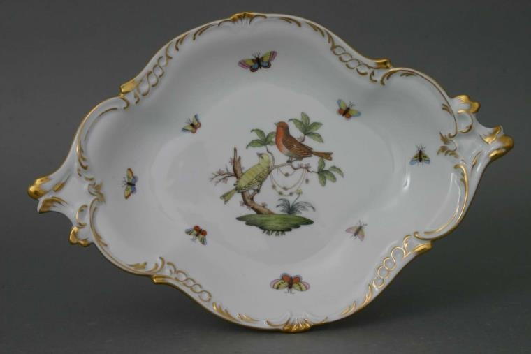 Decor Dish for Serving - Rothschild Bird