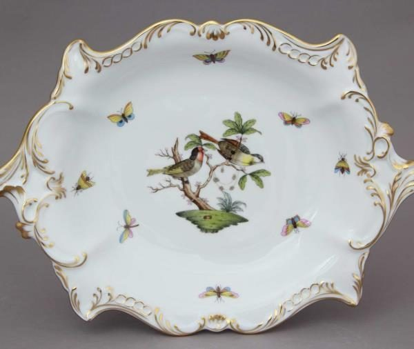 Decor Fruit Dish - Rothschild Bird
