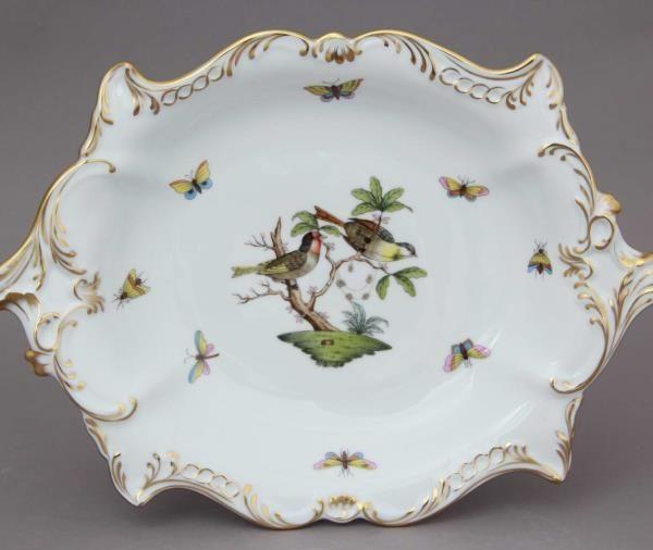 Decor Fruit Dish - Rothschild Bird