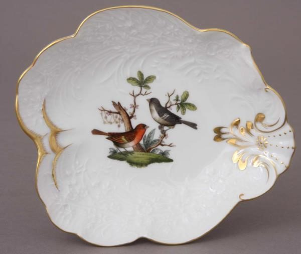 Herend Rothschild - Baroque Small Dish