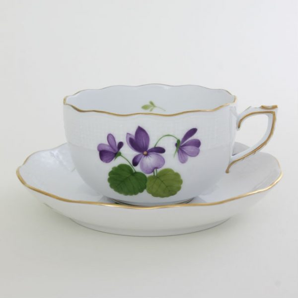 Teacup and Saucer - Sissi Anniversary