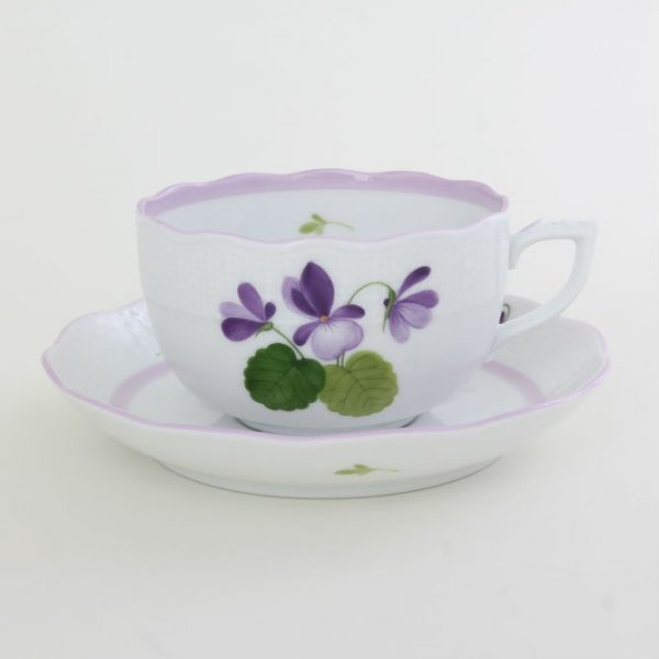 Teacup and Saucer - Sissi Anniversary 3