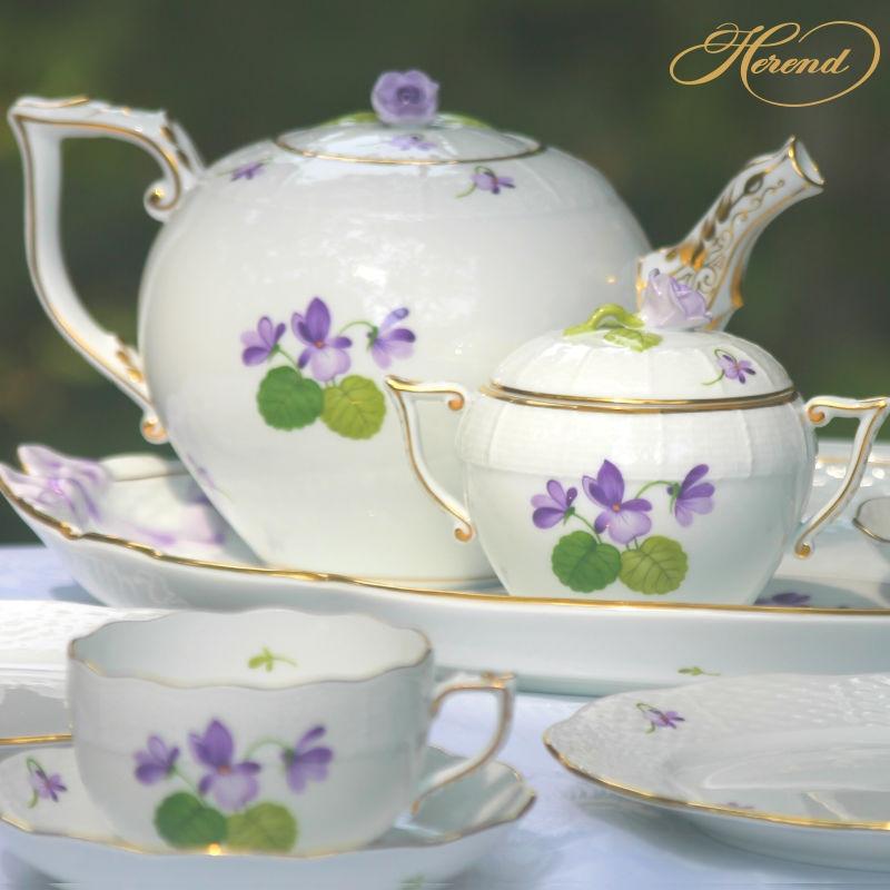 Violet Tea Set for L.P.