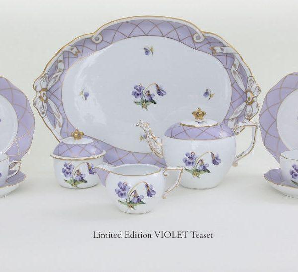 Limited Edition Tea Set for 2 - 150 pcs.