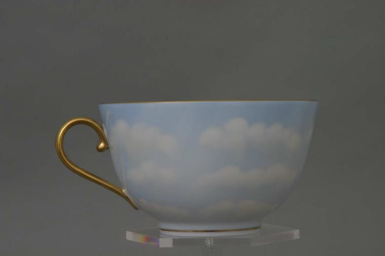 Teacup and Saucer - Cloud Collection