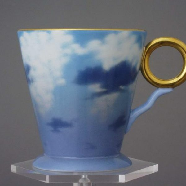 Espresso Cup and Saucer - Herend Cloud Collection3