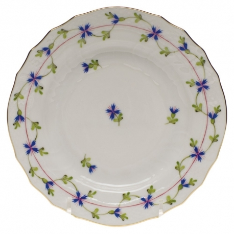 Dessert Plate - Petite Blue Garland GIFT