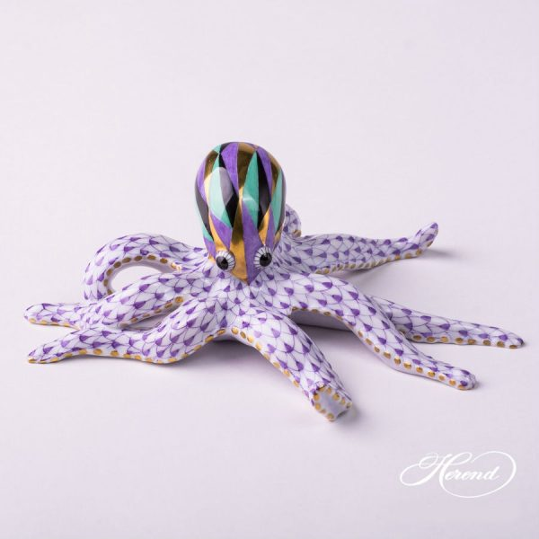 Octopus - Fishnet Platinum