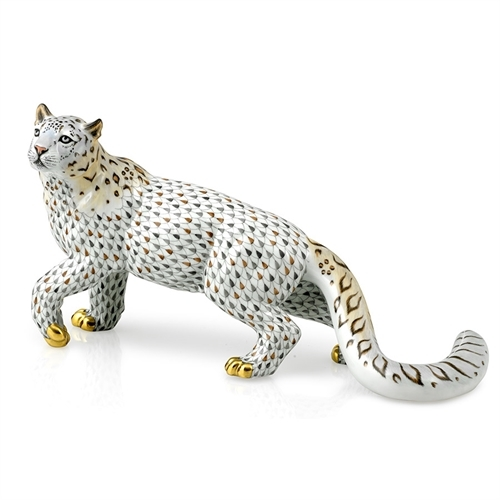 Snow Leopard - Assorted Decors