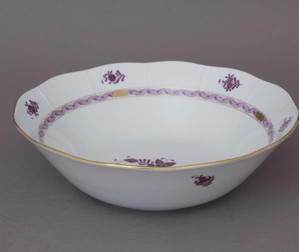 Chinese Bouquet Blue - Pasta Bowl (D: 315 mm)