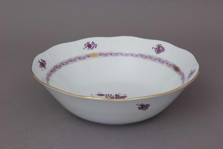 Chinese Bouquet Blue - Pasta Bowl (D: 315 mm)