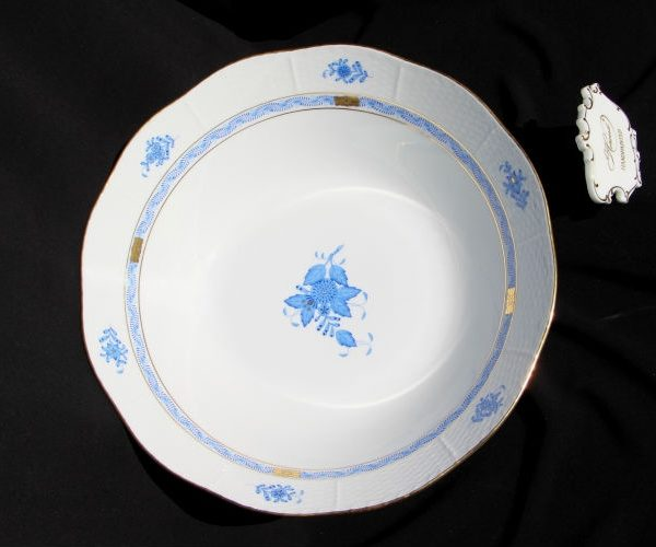 Chinese Bouquet Apponyi Blue - Pasta Bowl (D: 315 mm)