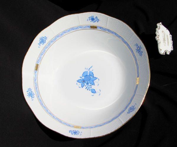 Chinese Bouquet Apponyi Blue - Pasta Bowl (D: 315 mm)