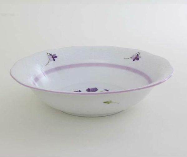 Cereal Bowl - Violet L Sissi
