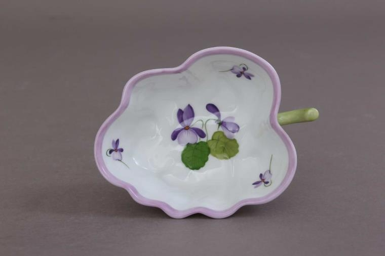 Sugar Bowl (Leaf shaped) - VIOLETL Sissi Edition