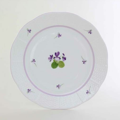 Dinner Plate - Foret Victoria