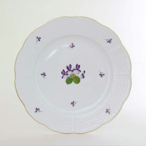 Charger Plate - Violet Sissi Edition