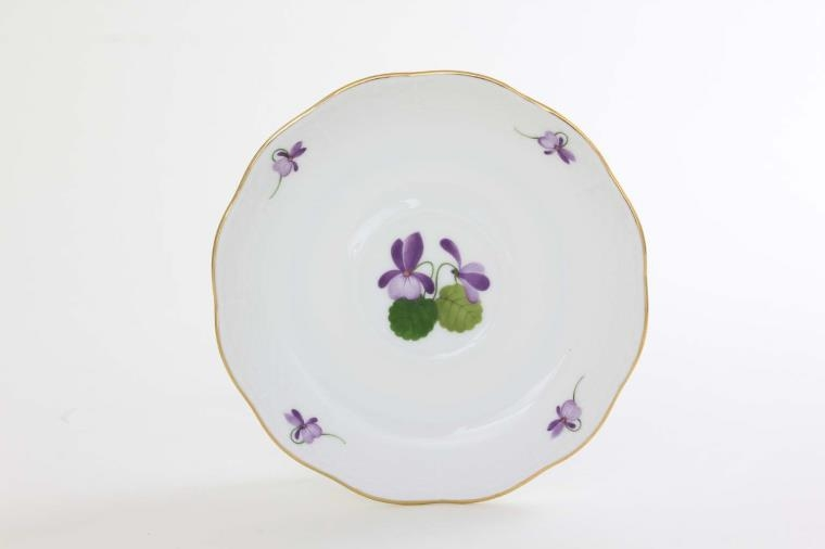 Coffee Cup and Saucer - VIOLET Sissi Edition