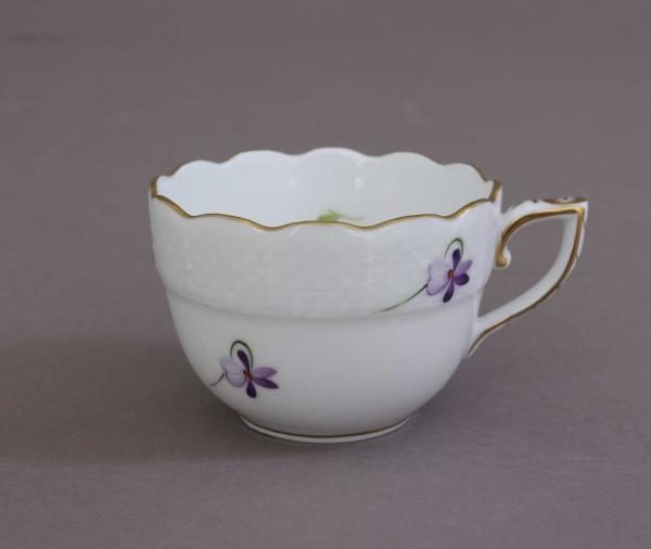 Espresso Cup and Saucer - Queen Victoria