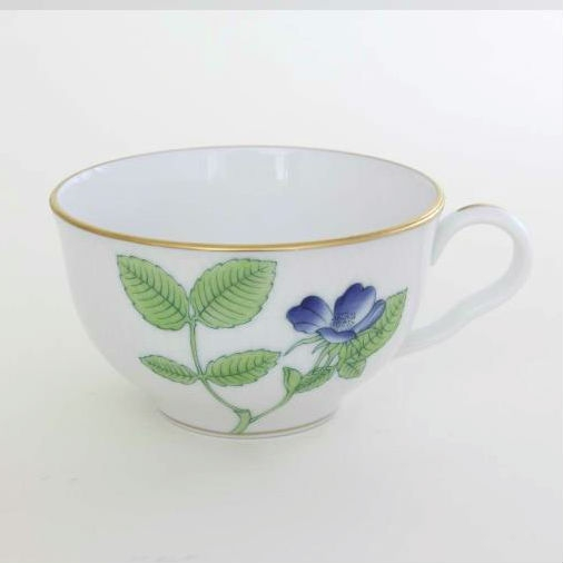 Herend Teacup and Saucer - JDHIG
