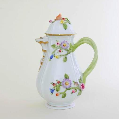 Herend Coffee Pot - Fleuraison Special CD-X1