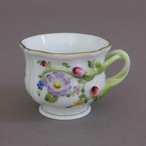 Espresso Cup and Saucer - Fleuraison Special CD-X1